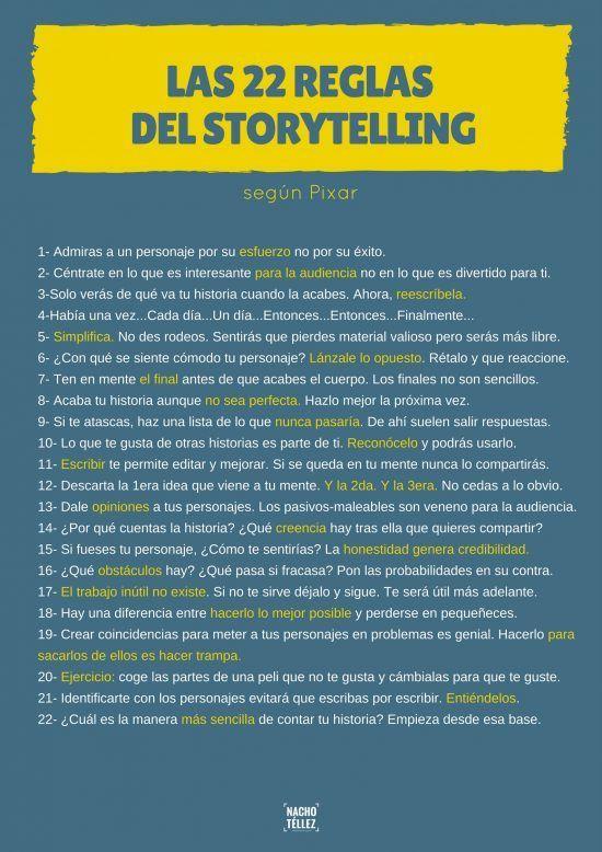 22-reglas-storytelling