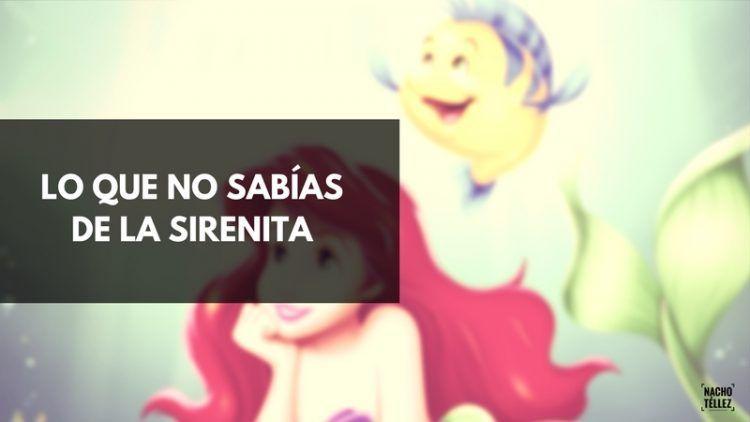 Lo que no sabías de la Sirenita (y hará que te comuniques mejor)