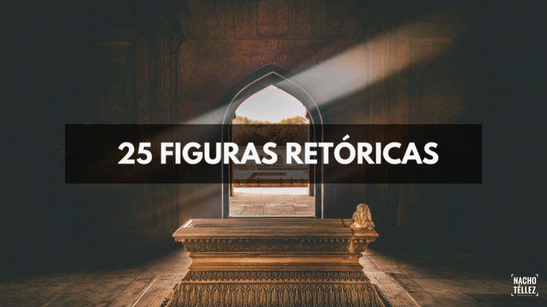 Las 25 principales figuras retóricas